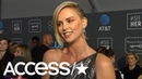 Charlize Theron Reveals If She's Gotten The Call To Help Host The Oscars   Access