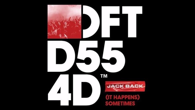 Jack Back - (It Happens) Sometimes (Extended Mix)