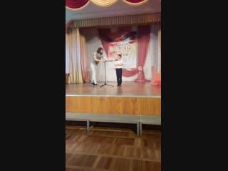 21.10.18 мой сыночек лауреат 2 степени в номинации