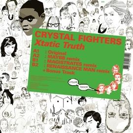 Crystal Fighters альбом Kitsuné: Xtatic Truth
