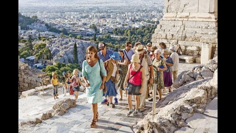 Мое большое греческое лето фильмы про путешествия