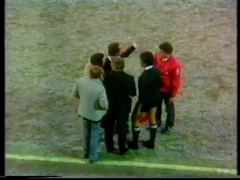 Nottingham Forest V Celtic UEFA Cup 23rd Nov 1983 Overcrowding