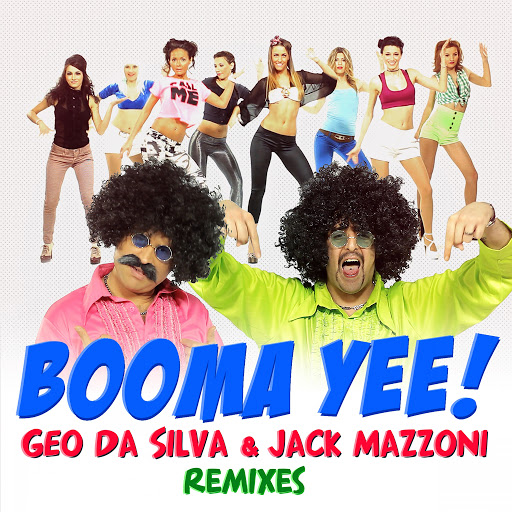 Geo Da Silva альбом Booma Yee (Remixes)
