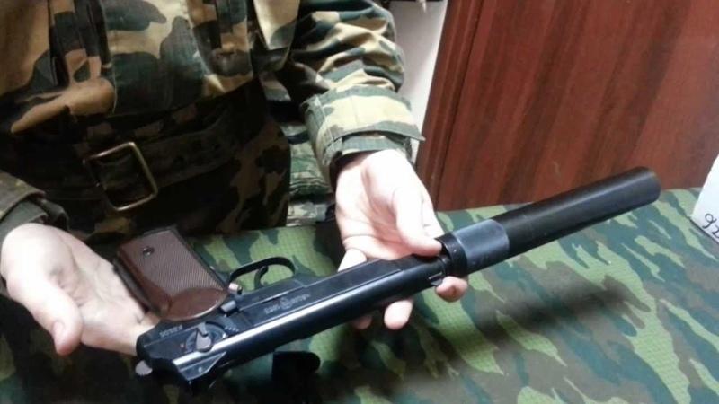 Самый редкий и убойный пистолет-пулемет в мире. Автоматический пистолет Стечкина