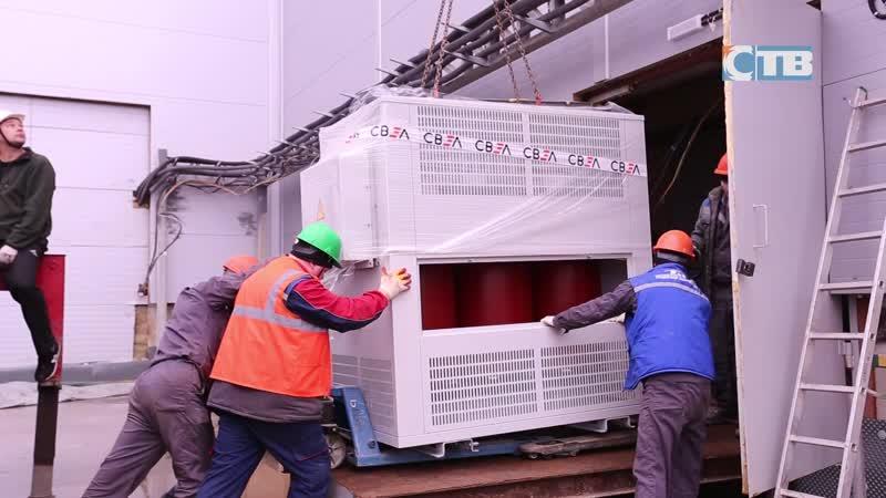 16.11.2018 Сотрудники холдинга «ТИТАН-2» продолжают работы на стройплощадке ЛАЭС-2
