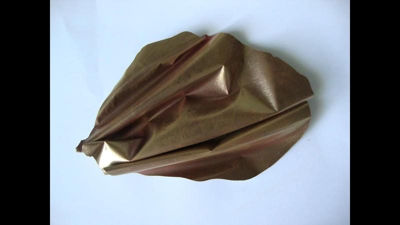 3.2. Декор из шоколада Шоколадный твист Парус