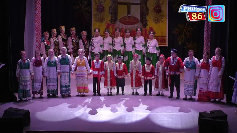 фестиваль ПОКРОВСКАЯ ГОРНИЦА ГДК 14.10.18 г.Краснотурьинск