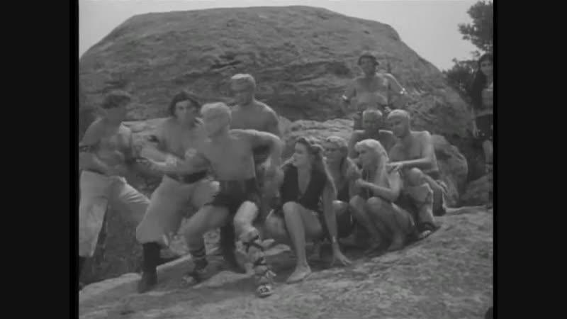 Сага о женщинах викингах и об их путешествии по водам Великого змеиного моря