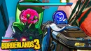 NEW BORDERLANDS 3 BOSS FIGHT GAMEPLAY! (Rhys, Zer0 Borderlands 3 Amara Gameplay)