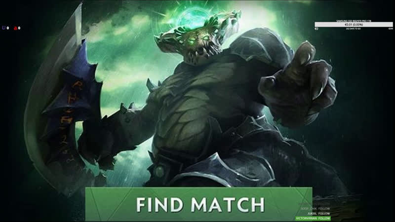RANKED ONLY - DOTA 2 Live