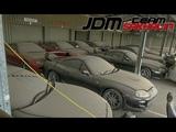 Кладбище Nissan GTR,Toyota Supra в Эмиратах! Найден Tourer V с левым рулём