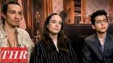 'The Umbrella Academy' Ellen Page, Gerard Way &amp Mary J. Blige Share Their Superhero Journeys THR