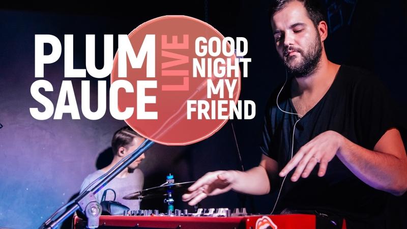 Plum Sauce - Good night my friend (live in Babylon Gardens, Moscow 2017)