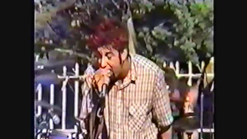 Deftones Tower Records Parking Lot Sacramento CA USA 02.11.1997