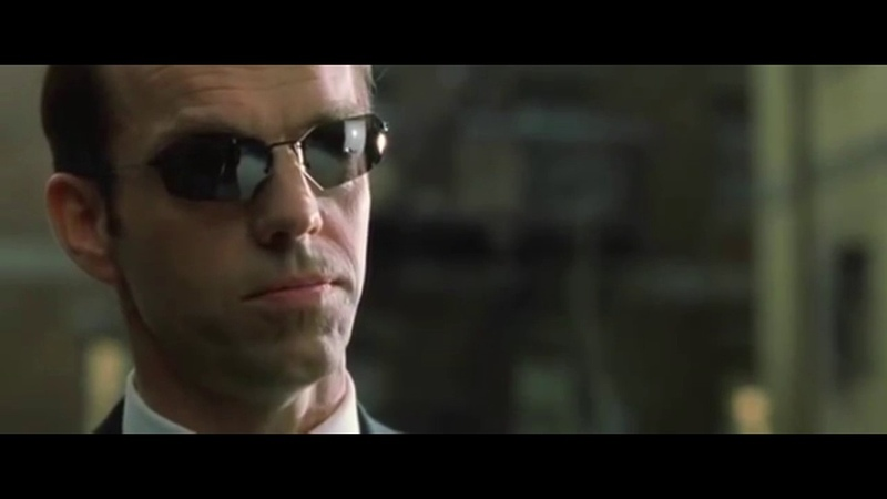 Agent Smith Thank You