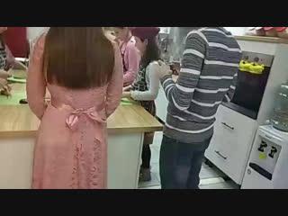 Детский день рождения в кулинарной студии