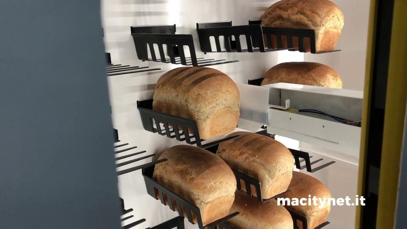 Bread Bot Bakery @ CES 2019 - macitynet.it