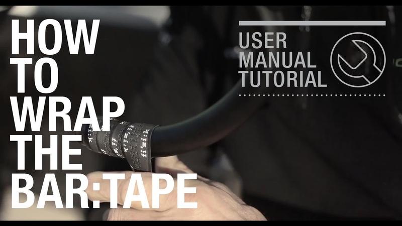How to wrap fizik bartape - Peter Sagan Bike