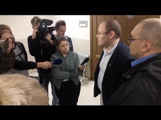 Дело Эдуарда Никитина - интервью после заседания 17. 09. 2018 г.