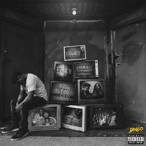 Джанго альбом Legacy