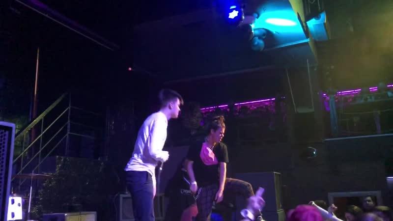 Lil Diamond и YoungDope 09.12.18 Клуб Гудвин