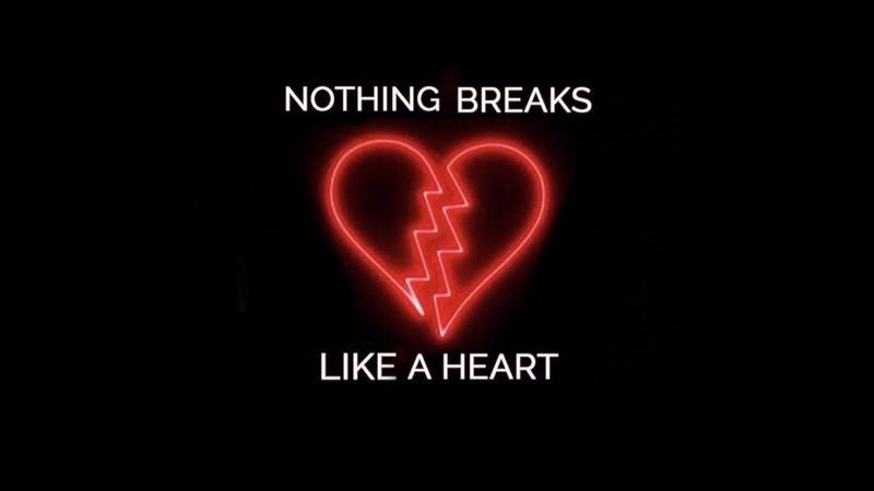 Nothing breaks like a heart Mark Ronson Miley Cyrus рифмованный перевод
