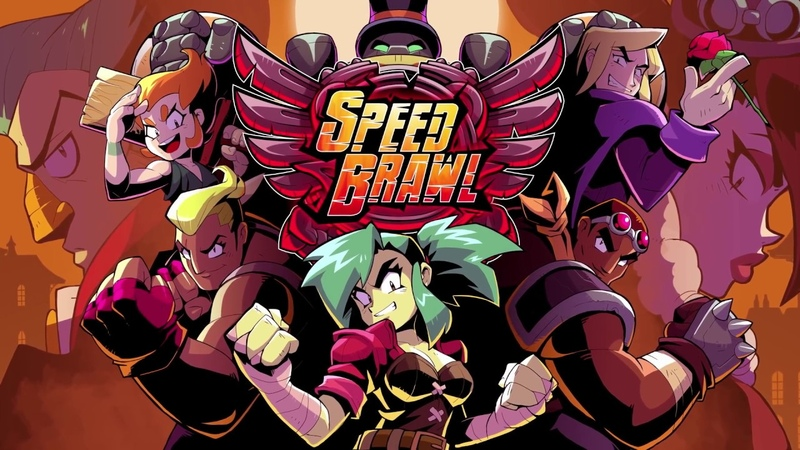 Speed Brawl Gameplay Trailer