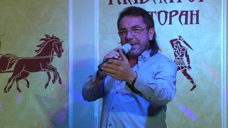 Михаил Чутко на концерте Андриана