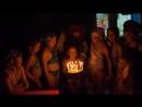 Пиратский день рождения Кати и Сони в аквапарке