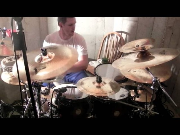 Dethklok Biological Warfare drum cover with mics