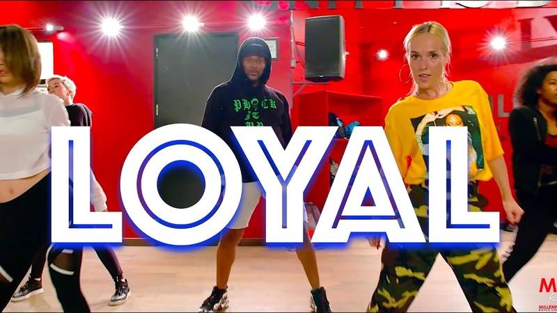 CHRIS BROWN - LOYAL - JR Taylor Choreography