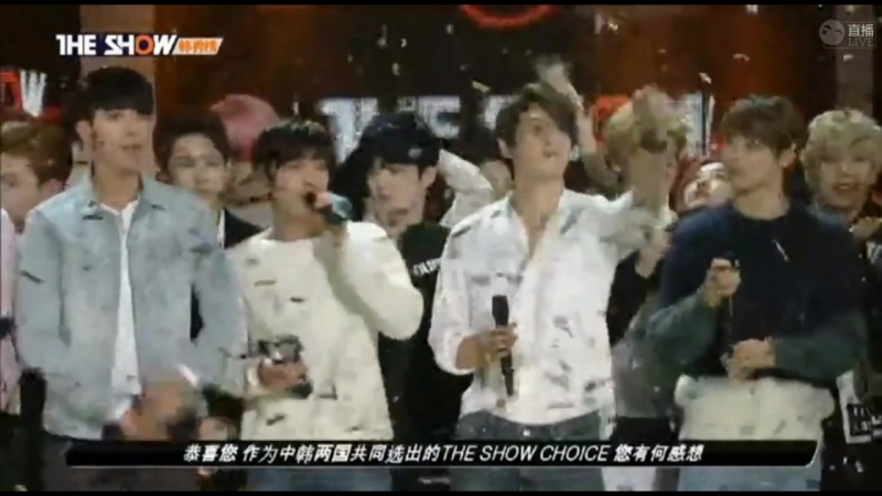 150922 CNBLUE Cinderella 1st win @ MTV The Show