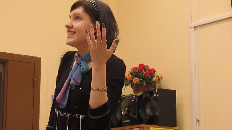 Наталья Серкова с песней Зимний сон в программе ЗВЕЗДНАЯ МИСТЕРИЯ
