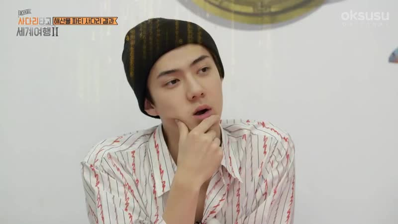 [VIDEO] 190214 EXO @ EXO's Travel the World on Ladder Season 2 Ep.19