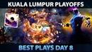 KUALA LUMPUR MAJOR - Best Plays of Day 8 Playoffs - Dota 2