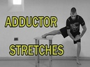🇬🇧🔵THE COMPLETE STRETCHING VIDEO GUIDE ADDUCTOR STRETCHES