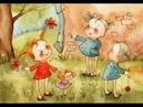 Дочки матери, читает Наташа Черноусова, рисунок Виктории Кирдий, стихи Галины Пятисотских