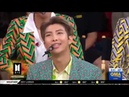 [ENG] BTS in Times Square on GMA funny and cute moments