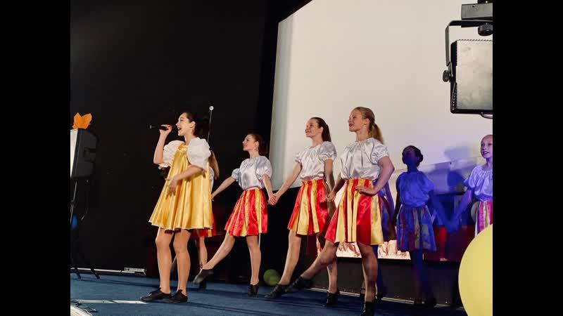 Концерт ко Дню России в Зеленогорске