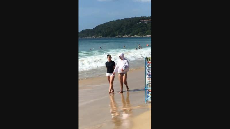 Пляж 🏖 Karon ❤️