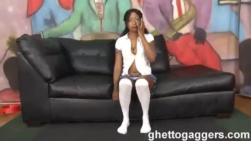 GhettoGaggers - Kayla Ivy 2 386