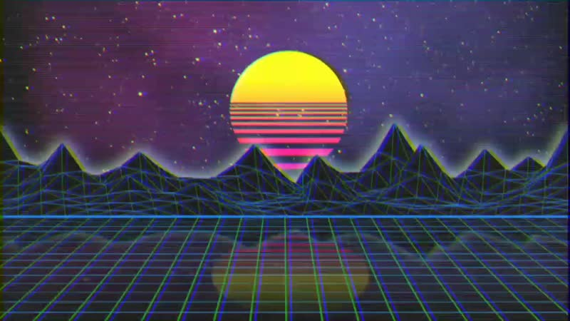 80's Background VHS ( 1080 X 1920 ).mp4