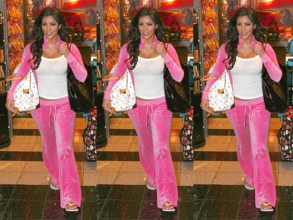 Ким Кардашьян до сих пор хранит спортивный костюм, в котором познакомилась с Канье