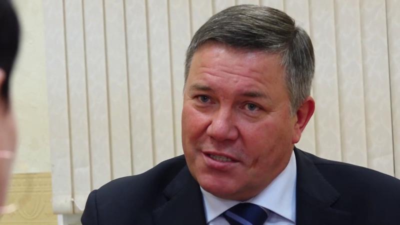 ОлегКувшинников дал интервью газете Кадуйского района
