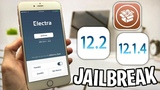 How to JB iOS 12.3 - 12.2 - 12.1.4 with Electra Jailbreak for iOS 12