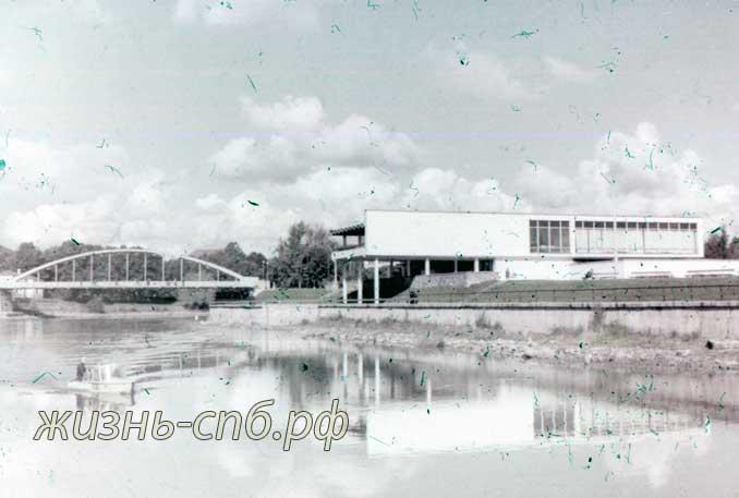 Эстонская ССР. г. Tарту. На реке Эмайыги