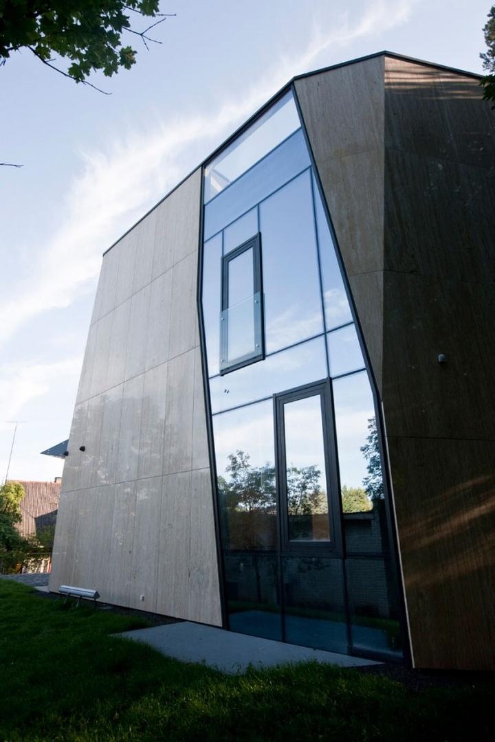 Летний дом в Литве