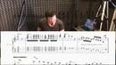 The Chicken - Matteo Mancuso - Riccardo Oliva - Salvatore Lima GUITAR SOLO TRANSCRIPTION