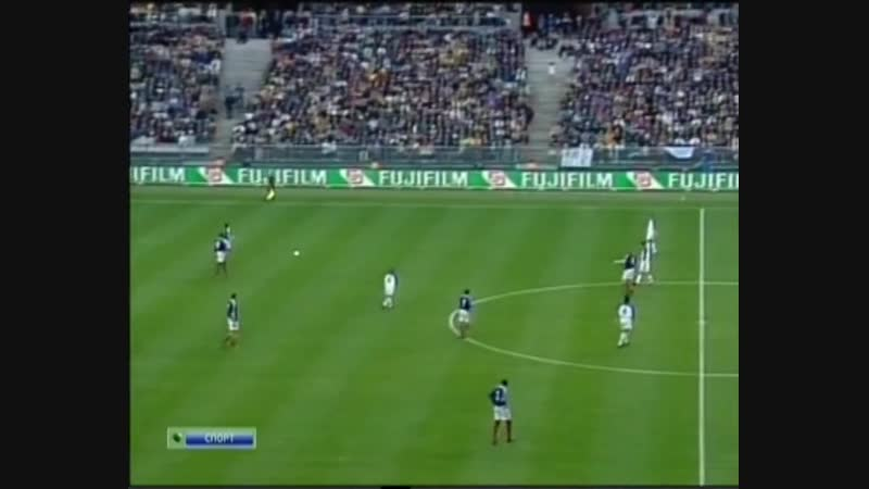 Франция vs Россия. Отбор на Евро - 2000. (05.06.1999) 1-й тайм
