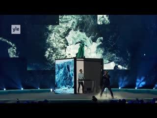 Darude feat. sebastian rejman - look away (official eurovision video 2019 finland 🇫🇮)